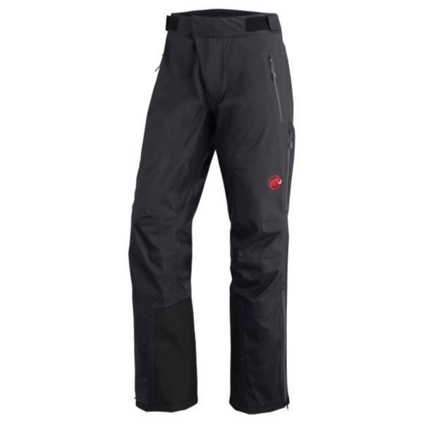 【送料無料】 1020-12220-0001 Snowshower Pants Men black (MAT10507977) 【 マムート 】【QBI25】