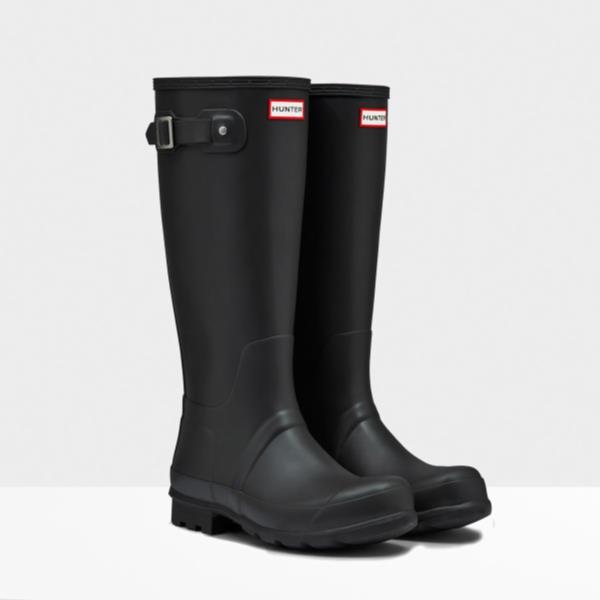 長靴 ブーツ レインブーツ レインシューズ ロングブーツ 防水 雨具 ハンター メンズ MFT9000RMA-BLK MENS ORIGINAL TALL BLACK ( HUN10529027 ) 【 ハンター 】【QCA04】
