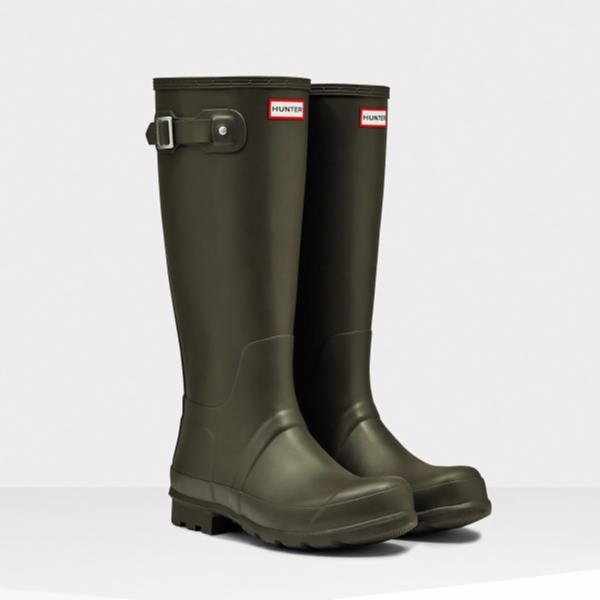 長靴 ブーツ レインブーツ レインシューズ ロングブーツ 防水 雨具 ハンター メンズ MFT9000RMA-DOV MENS ORIGINAL TALL DARK OLIVE ( HUN10529031 ) 【 ハンター 】【QCA04】