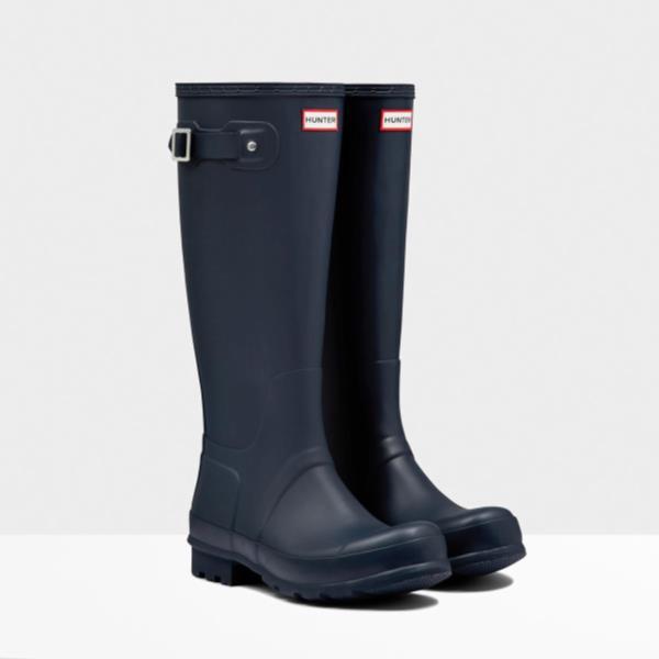 長靴 ブーツ レインブーツ レインシューズ ロングブーツ 防水 雨具 ハンター メンズ MFT9000RMA-NVY MENS ORIGINAL TALL NAVY ( HUN10529034 ) 【 ハンター 】【QCA04】