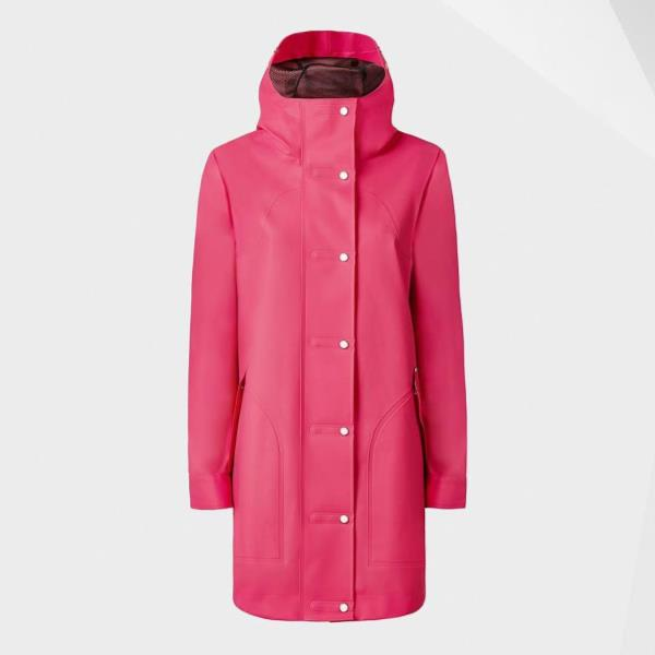 【送料無料】 WRO1188SAE-RBP W ORI R RUB HUNTING COAT BRIGHT PINK (HUN10529658) 【 HUNTER 】【QBI25】