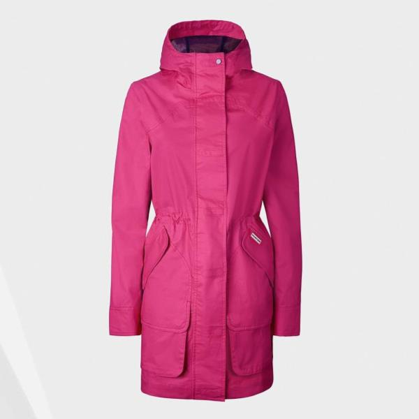 WRO1190SBC-RBP W ORI R COTTON HUNTING COAT Bright Pink (HUN10529712) 【 ハンター 】