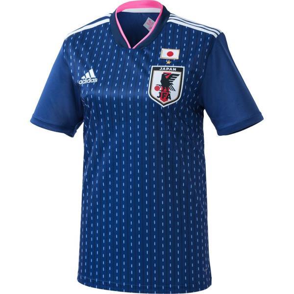 DTQ57-BR3606 サッカー日本代表 なでしこホームレプリカユニフォーム半袖 ナイトBLU F13/W (ADS10531151) 【 adidas 】【QBI35】