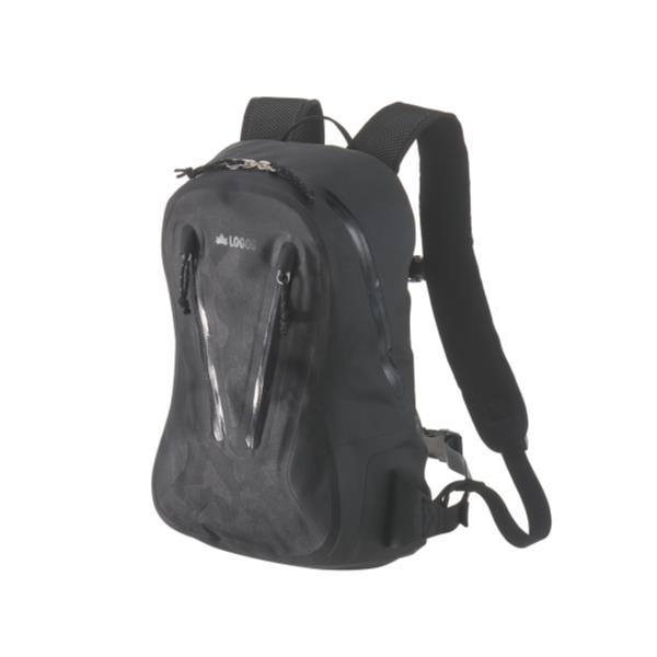 #88200016 SPLASH mobi ザック14(ブラックカモ) (HN10535360) 【 ロゴス 】【QBI35】