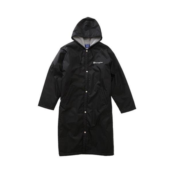 C3-LS610-090 BENCH COAT ブラック (JSC10535597) 【 チャンピオン 】【QBJ38】