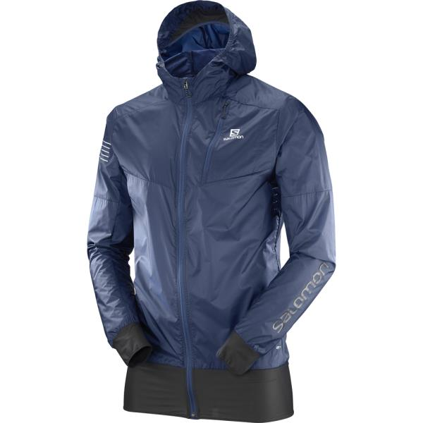 L40076700 FAST WING HYBRID M DRESS BLUE/BLACK (SAM10544560) 【 サロモン 】