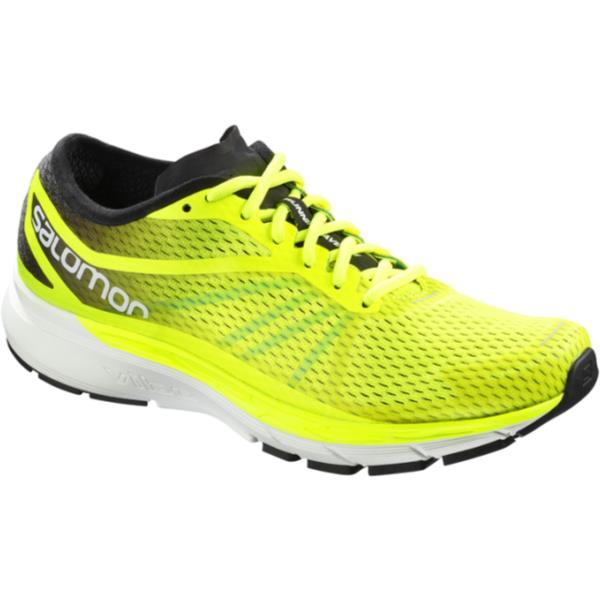 サロモン シューズ スニーカー 靴 L40013800 SONIC RA PRO SAFETY YELLOW/BLACK/BLUE BIRD (SAM10544994)【QCA04】