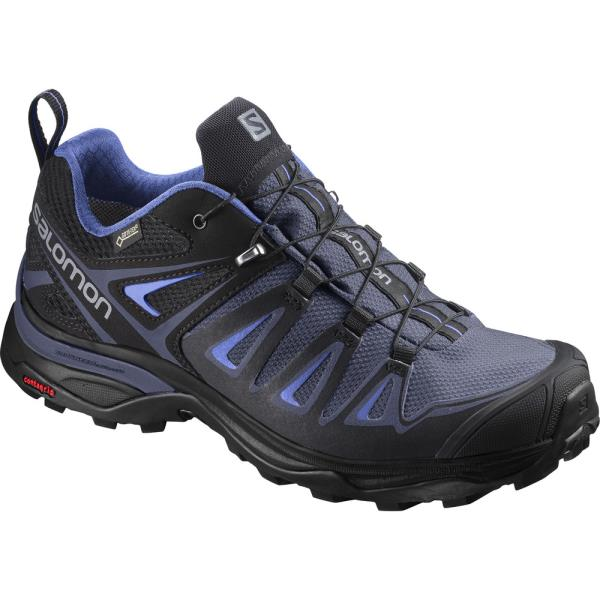 L40002700 X ULTRA 3 GORE-TEX(R) W CROWN BLUE/INDIA INK/AMPARO BLUE (SAM10545968) 【 サロモン 】