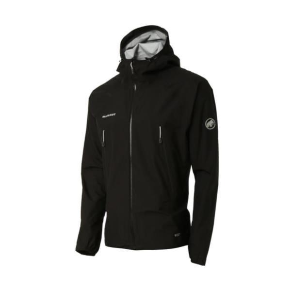 1010-25311-0001 AEROSPEED Jacket Men black (MAT10551869) 【 マムート 】【QBI35】