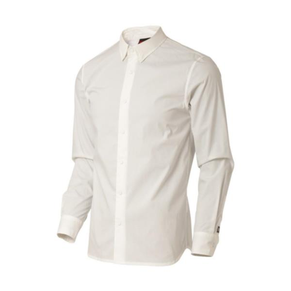 1015-00200-0243 CHALK Shirt Men white (MAT10551991) 【 マムート 】