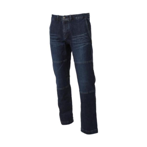 【送料無料】 1022-00330-5818 CHALK Boulder Pants Men blue denim (MAT10552205) 【 マムート 】【QBI25】
