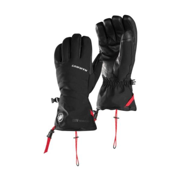 1090-05800-0001 Stoney Advanced Glove Women black (MAT10552540) 【 マムート 】【QBI35】
