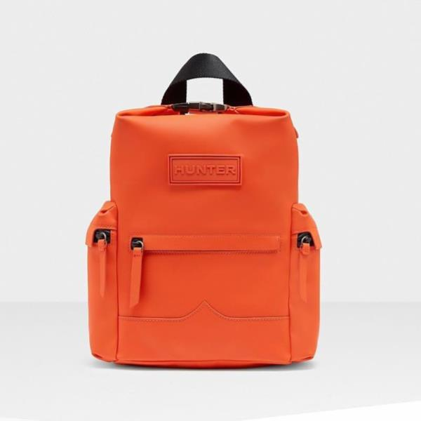 【送料無料】 UBB5010LRS-ROR ORG M TOPCLIP BACKPACK RUB LTH ORANGE (HUN10555397) 【 HUNTER 】【QBI25】