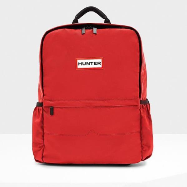 UBB6028KBM-MLR ORIGINAL NYLON BACKPACK MILITARY RED (HUN10555404) 【 HUNTER 】【QBI35】