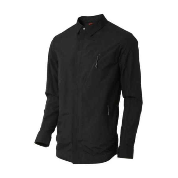 【送料無料】 1012-00070 UTILITY Shirt Jacket Men black (MAT10563393) 【 マムート 】【QBI25】