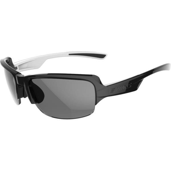 DF0051-BKW DF-P 0051 ブラック×ブラック×ホワイト BK/W (SWS10568566) 【 SWANS 】