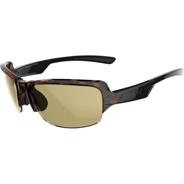 DF0065-BRBK DF-P 0065 ブラウンデミ×ブラック×ブラック BRBK (SWS10568567) 【 SWANS 】