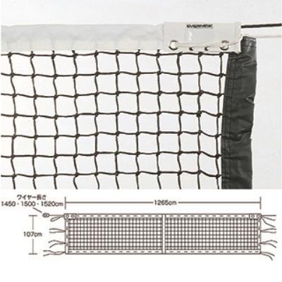 EKD874 全天候硬式テニスネットT123 (ENW10575156) 【 EVERNEW 】