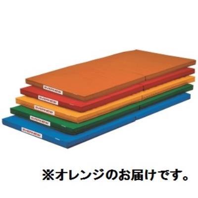 EKM075-200 軽量折りたたみエコマット オレンジ (ENW10575177) 【 EVERNEW 】
