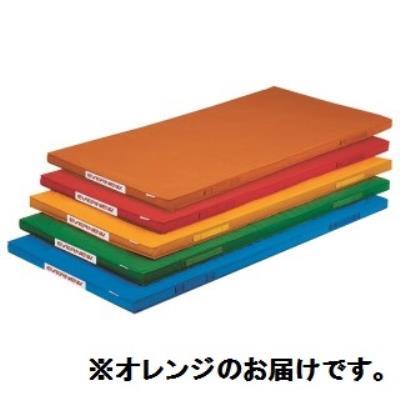 EKM078-200 軽量カラーマット90×180×5 オレンジ (ENW10575178) 【 EVERNEW 】