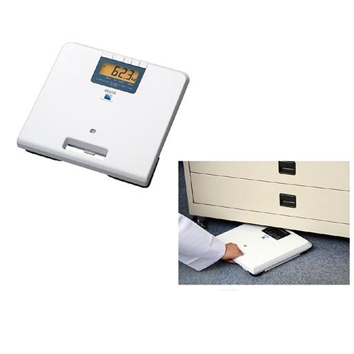 D3639 検定付デジタルヘルスメーター200kg(WB-260A) (DAN10575648) 【 ダンノ 】