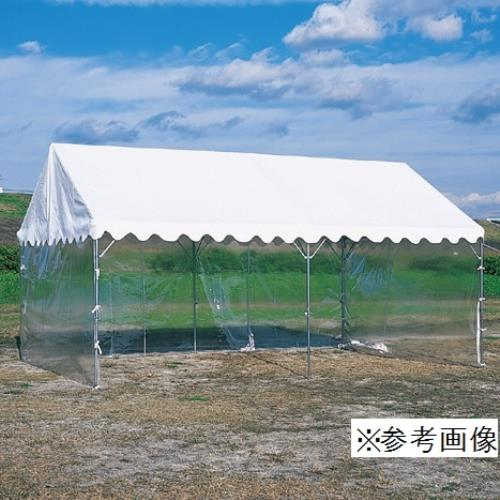 S-0560 ささっとテント用透明四方幕 2.7m×3.6m用 (SWT10576319) 送料ランク【B】【 三和体育 】