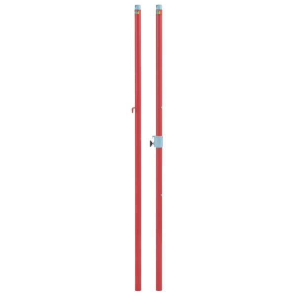 S-3249 バドミントン支柱 (SWT10576507) 送料ランク【B】【 三和体育 】
