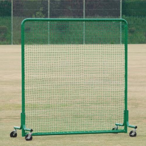 S-4700 防球ネットST 2×2 移動式 (SWT10576676) 送料【お見積】【 三和体育 】