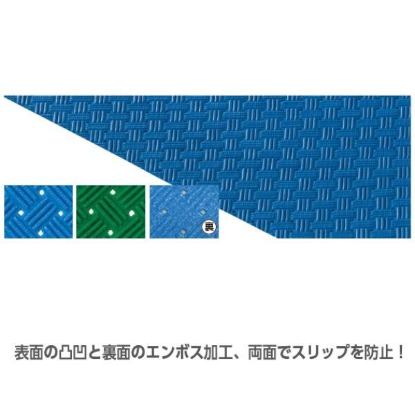 三和体育 SANWATAIKU マット ダイヤマットグリッド S-0791 特殊送料【ランク:お見積り】 【SWT】 【QCA25】