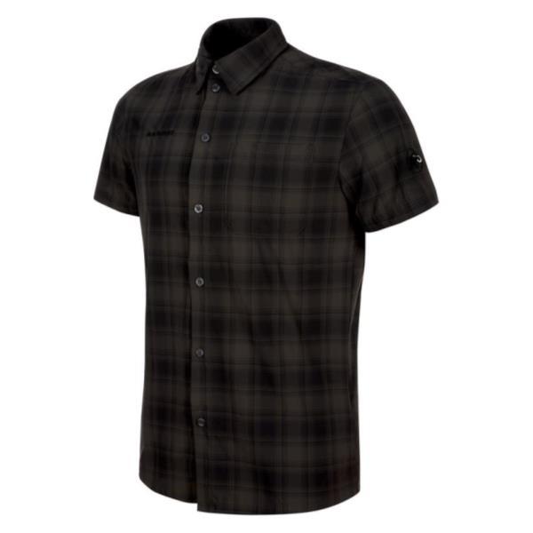 1015-00070-0121 Trovat Trail Shirt Men graphite (MAT10614951) 【 マムート 】