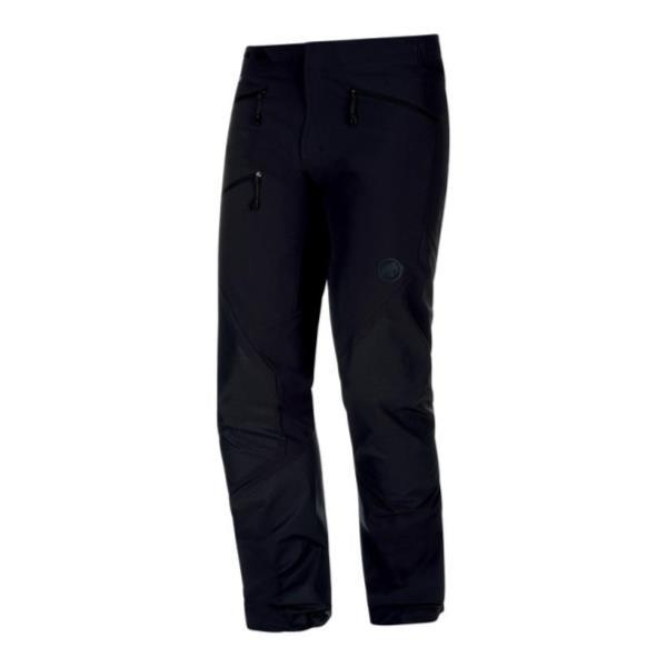 1020-05215-0001 Courmayeur SO Pants Men black (MAT10614989) 【 マムート 】【QCA25】
