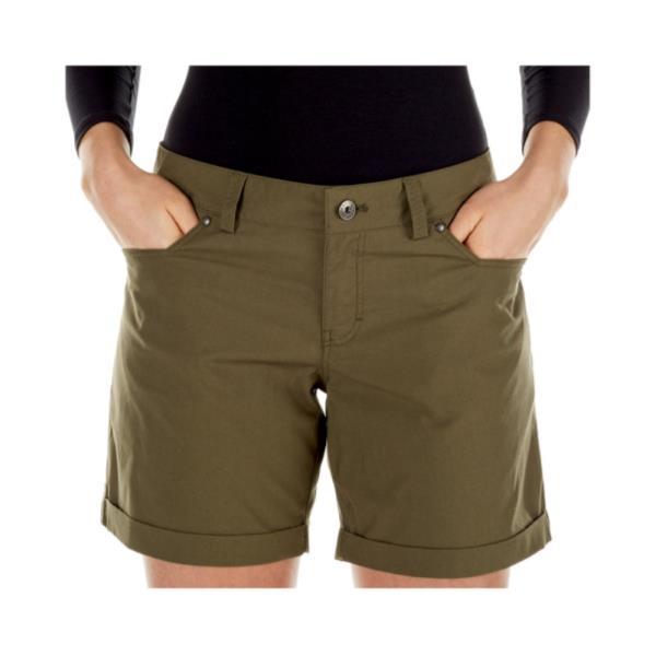 1023-00010-4584 Roseg Shorts Women iguana (MAT10615310) 【 マムート 】【QCA04】