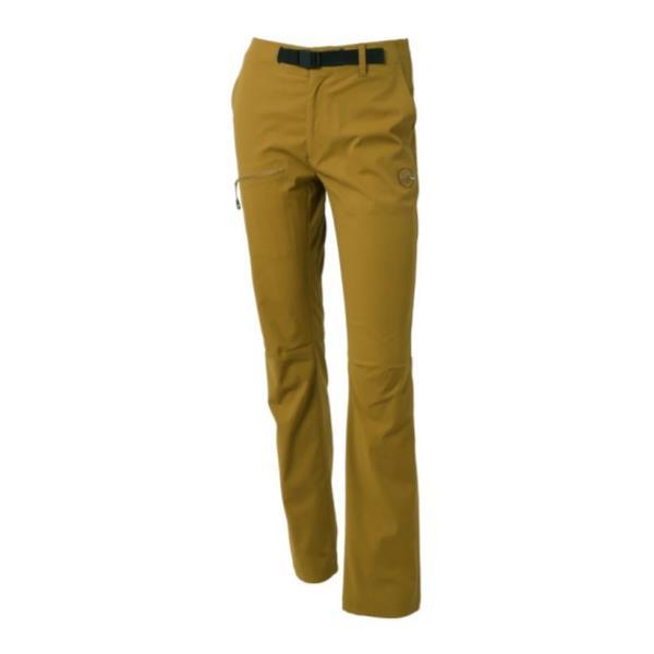 1022-00280-7047-L AEGILITY Slim Pants Women sand L (MAT10615453) 【 マムート 】