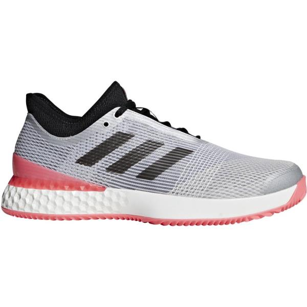 F36722 UBERSONIC 3 MULTICOURT マットSLV/コアBLK (ADS10625430) 【 adidas 】