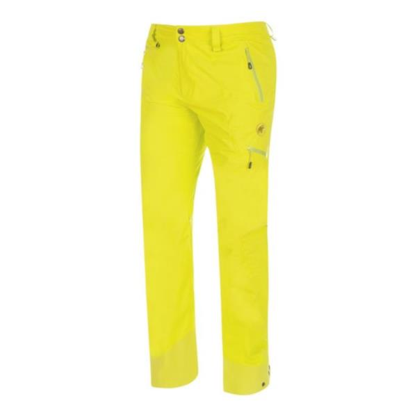 1020-12340-1227 Stoney HS Pants Men canary (MAT10631423) 【 マムート 】