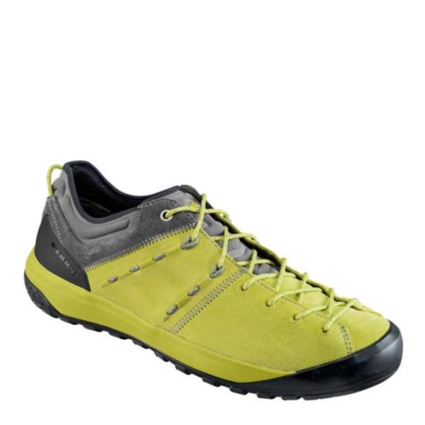 3020-06110-1239 Hueco Low GTX(R) Men dark citron-grey (MAT10631595) 【 マムート 】【QCA04】