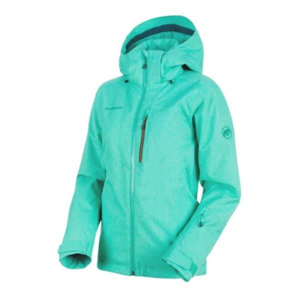 1010-24801-40045 Stoney HS Thermo Jacket Women atoll melange-atoll (MAT10631646) 【 マムート 】