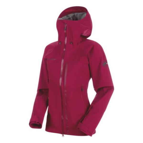 1010-26510-3490 Masao HS Hooded Jacket Women beet (MAT10631657) 【 マムート 】
