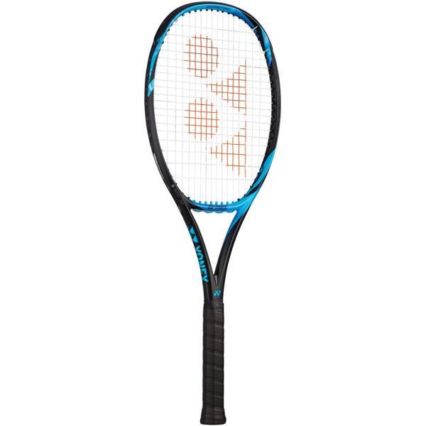 硬式テニス用ラケット(フレームのみ)Eゾーン 98(SONY製スマートテニスセンサー対応) ブライトブルー (YNX10637348) 【 Yonex 】