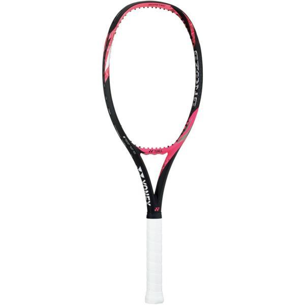 硬式テニス用ラケット(フレームのみ)Eゾーン ライト(SONY製スマートテニスセンサー対応) スマッシュピンク (YNX10637359) 【 Yonex 】