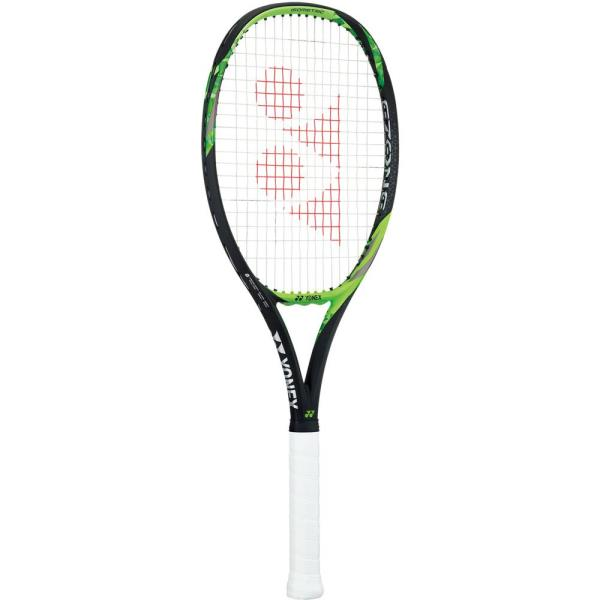 硬式テニス用ラケット(フレームのみ)Eゾーン ライト(SONY製スマートテニスセンサー対応) ライムグリーン (YNX10637362) 【 Yonex 】