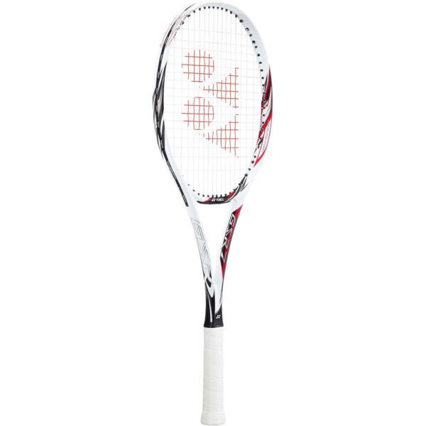 ソフトテニスラケット ジーエスアール 7(フレームのみ) W/R (YNX10637560) 【 Yonex 】