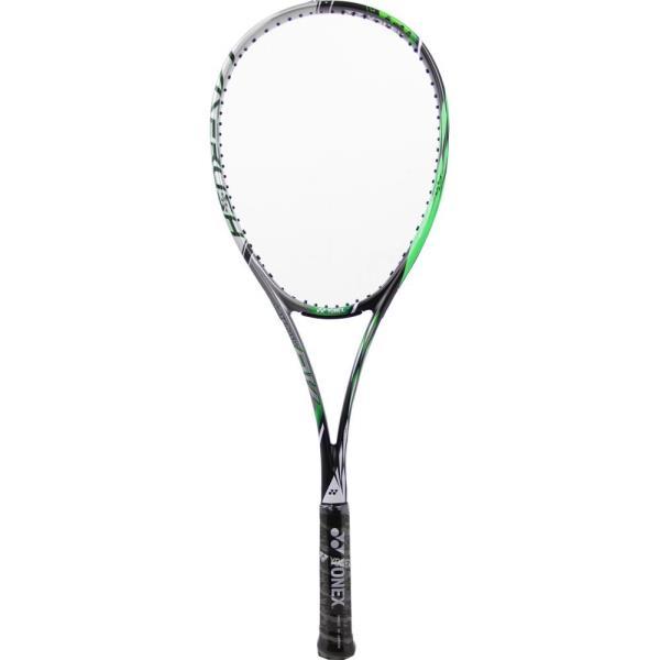 ソフトテニスラケット LASERUSH 9V レーザーラッシュ9V ブライトグリーン (YNX10637719) 【 Yonex 】