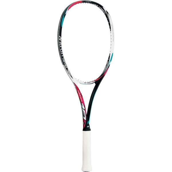 軟式(ソフト)テニス用ラケット(フレームのみ) ネクシーガ10 ミストピンク (YNX10638130) 【 Yonex 】【QBI47】