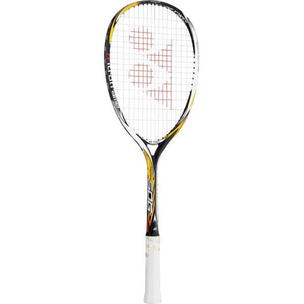 【ソフトテニスラケット】 NEXIGA 50G(フレームのみ) シャインイエロー (YNX10638134) 【 Yonex 】