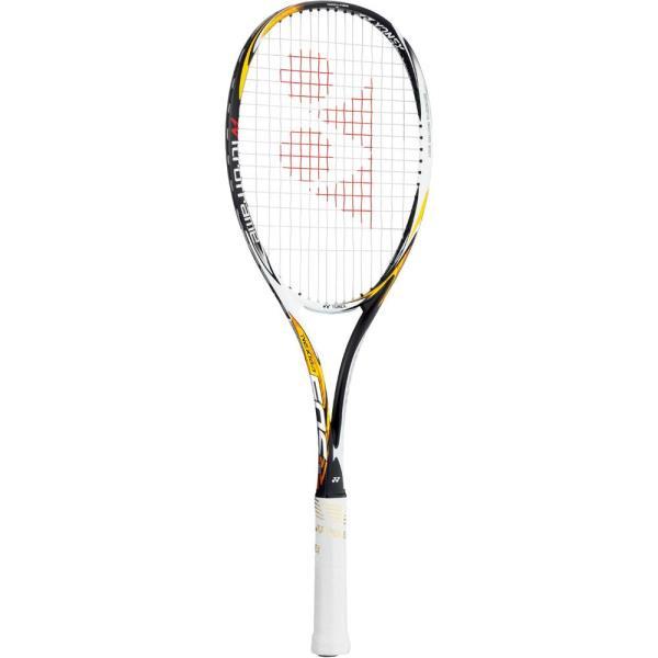 【ソフトテニスラケット】 NEXIGA 50S(フレームのみ) シャインイエロー (YNX10638146) 【 ヨネックス 】