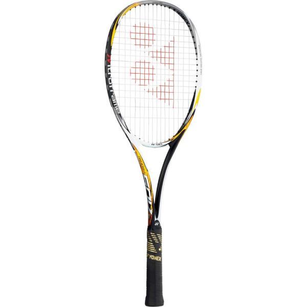 【ソフトテニスラケット】 NEXIGA 50S(フレームのみ) シャインイエロー (YNX10638158) 【 Yonex 】