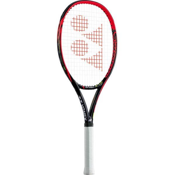 硬式テニスラケット VCORE SV100S(フレームのみ) グロスレッド (YNX10638291) 【 Yonex 】