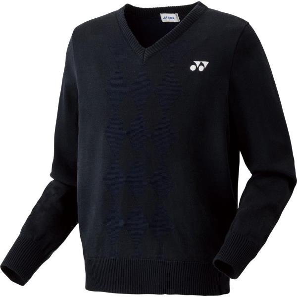 ユニ セーター ネイビーブルー (YNX10644105) 【 ヨネックス 】【QBJ38】