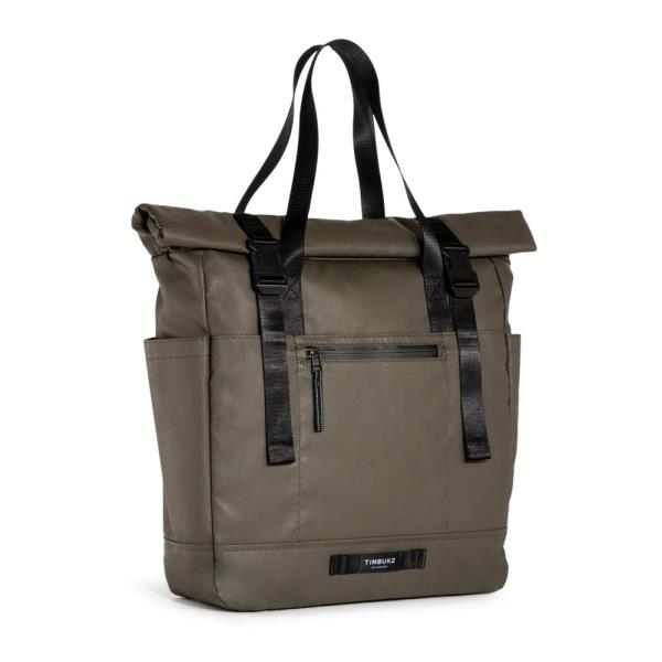 【今日の超目玉】 588-3-3833 (TIM10662096) FORGE】 TIMBUK2 PACK TOTE CARBON COATED MUD (TIM10662096)【 TIMBUK2】, エコラボリーショップ:5ed20d4f --- dondonwork.top